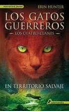 Gatos-Los Cuatro Clanes 01. En Territorio Salvaje