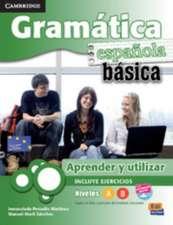 Gramática española básica + ELEteca Access