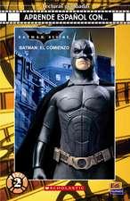 Batman Begins:  El Comienzo [With CD (Audio)]