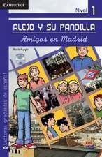 Alejo y su pandilla Nivel 1 Amigos en Madrid + CD