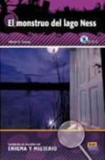El monstruo del lago Ness Book + CD