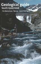 Geological Guide - South Greenland: The Narsarsuaq - Narsaq - Qaqortoq region