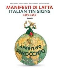 Italian Tin Signs