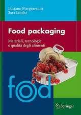 Food packaging: Materiali, tecnologie e soluzioni