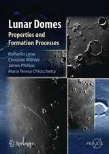 Lunar Domes: Properties and Formation Processes