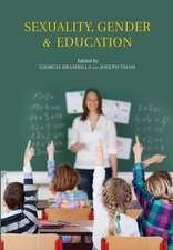 Sexuality, Gender & Education