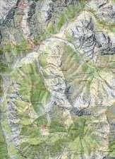 Tabacco Wandern 1 : 25 000 Dolomiti Friulane e d'Oltre Piave
