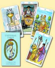 de Angelis, R: Universal Tarot Miniature Cards