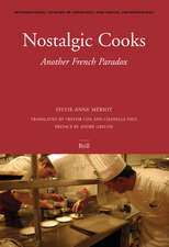 Nostalgic Cooks:  Another French Paradox