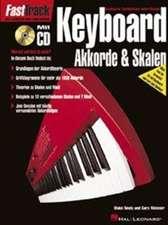 FastTrack Keyboard Akkorde & Skalen (D)