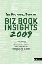 The Bookbuzz Book of Biz Book Insights 2009