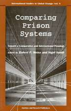 Comparing Prison Systems