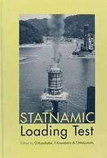 Statnamic Loading Test:  Proceedings of the 2nd International Statnamic Seminar, Tokyo, Japan, 28-30 October 1998