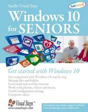 Windows 10 for Seniors: Get Started with Windows 10