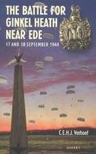 Battle for Ginkel Heath Near Ede