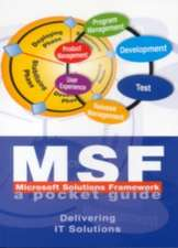 MSF: A Pocket Guide