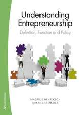 Understanding Entrepreneurship: Definition, Function & Policy