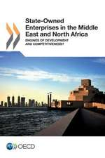 State-Owned Enterprises in the Middle East and North Africa:  Engines of Development and Competitiveness?