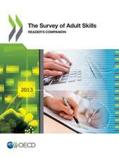 The Survey of Adult Skills:  Reader's Companion