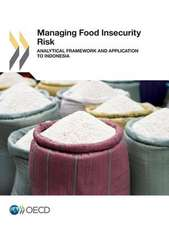 Managing Food Insecurity Risk:  Analytical Framework and Application to Indonesia