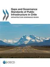 Gaps and Governance Standards of Public Infrastructure in Chile: Infrastructure Governance Review