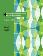 Pal, P:  Harnessing Indian Agriculture to Global Value Chain