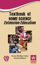 Textbook of Home Science Extension Education