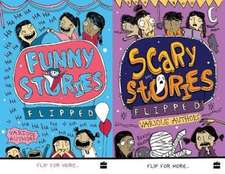 Flipped: Funny Stories/Scary Stories