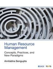 Human Resource Management: Concepts, Practices, and New Paradigms