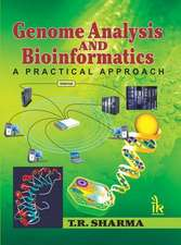 Sharma, T:  Genome Analysis and Bioinformatics