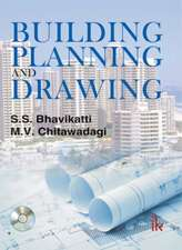 Bhavikatti, S:  Building Planning and Drawing