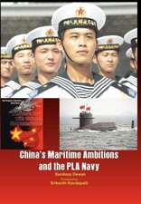 China's Maritime Ambitions and the Pla Navy:  Conflict - Some Evade, Some Efface, While Most Embrace