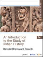 An Introduction to the Study of Indian History