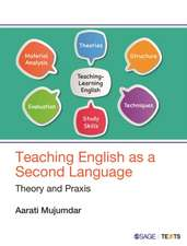 Teaching English as a Second Language: Theory and Praxis