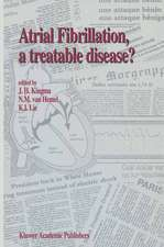 Atrial Fibrillation, a Treatable Disease?
