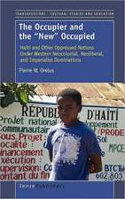 The Occupier and the New Occupied