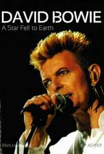 David Bowie: A Star Fell to Earth