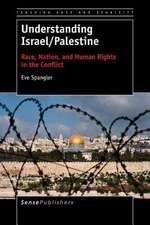 Understanding Israel/Palestine