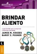 Brindar Aliento:  El Arte y la Practica de la Organizacion Abierta al Aprendizaje
