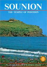 Sounion:  The Temple of Poseidon