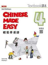 Chinese Made Easy 4 - textbook. Traditional character version.