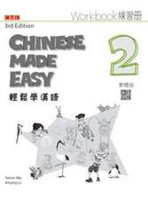 Chinese Made Easy 2 - workbook. Traditional character version