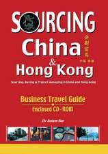 Sourcing China & Hong Kong