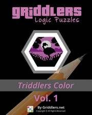 Griddlers Logic Puzzles - Triddlers Color