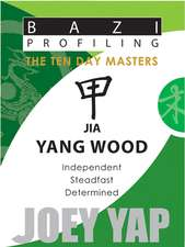 Jia (Yang Wood): Independent, Steadfast, Determined
