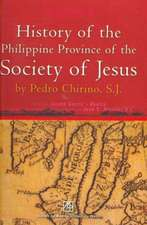 History of the Philippine Province of the Society of Jesus