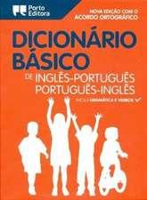 English-Portuguese & Portuguese-English Basic Dictionary