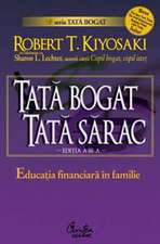 Tata bogat tata sarac: Educatie financiara in familie