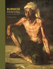 Burmese Painting:  A Linear and Lateral History
