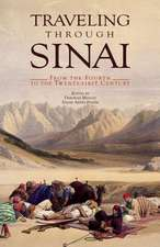 Traveling through Sinai: From the Fourth to the Twenty-first Century